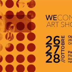 We Contemporary Art Show – 26/27/28 Ottobre 2017