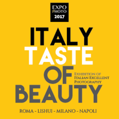 ExpoPhoto 2017 – Italy: taste of beauty – October/November 2017