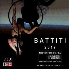 Battiti – 09 November – 03 December 2017