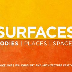 Surfaces – Bodies – May/July 2018