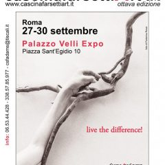 Cascina Farsetti Art 2018 – 27/30 September