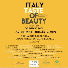 ITALY TASTE OF BEAUTY – February 2019