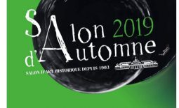 Salon D'Automne   10 – 13 October 2019