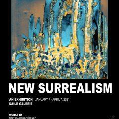 Dailë Galerie – New Surrealism – January/April 2021