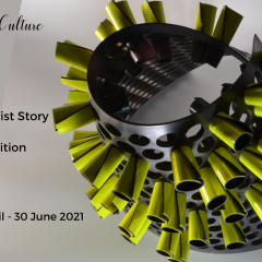 Artiste Culture – The Artist Story – May/June 2021